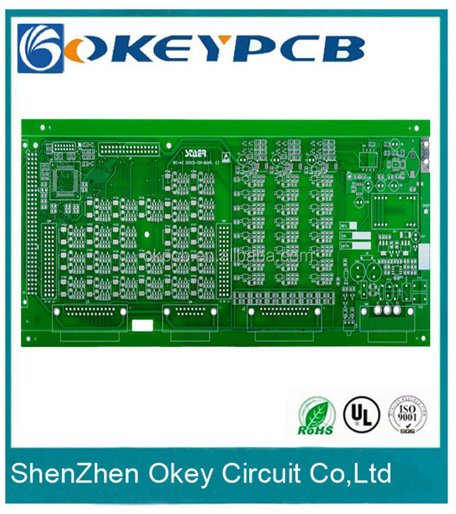 FR4 Immersion Gold Printed Circuit Board for Wifi Bluetooth PCB with price $0.1-$8 per piece