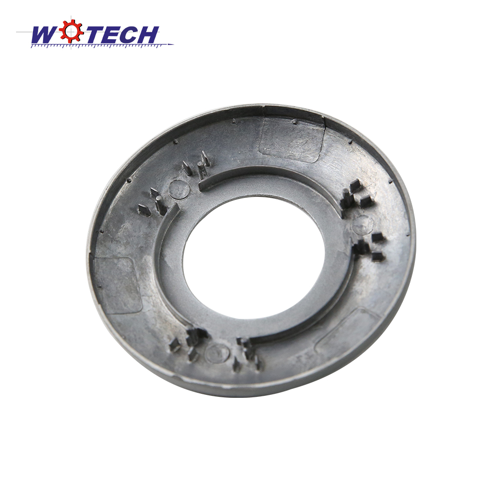 Zinc alloy chroming parts china die casting product