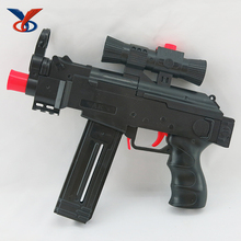 So cool toy gun that shoots plastic bullets