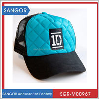 High quality special trucker baseball golf mesh cap hat