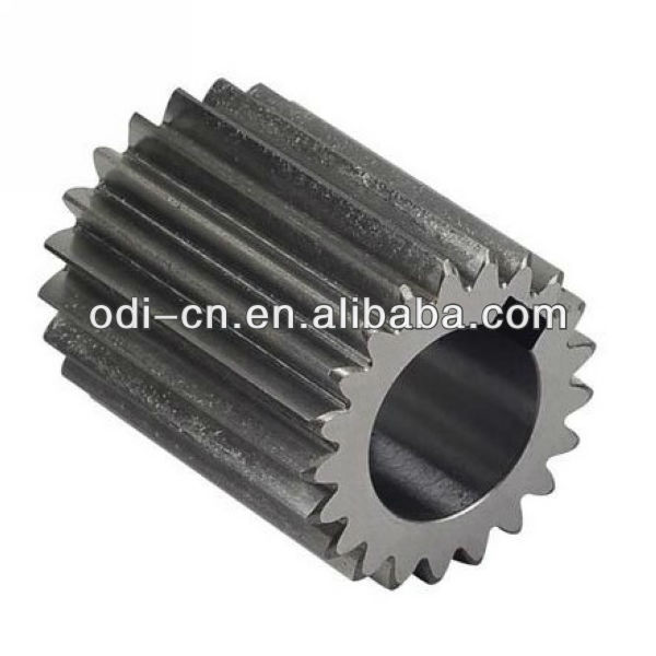 ISO OEM 6061/7075/5052 Machine Aluminum Helical Gear,Cylinder Gears,sewing machine gears