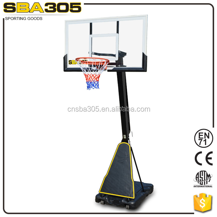 newest design basketball board system