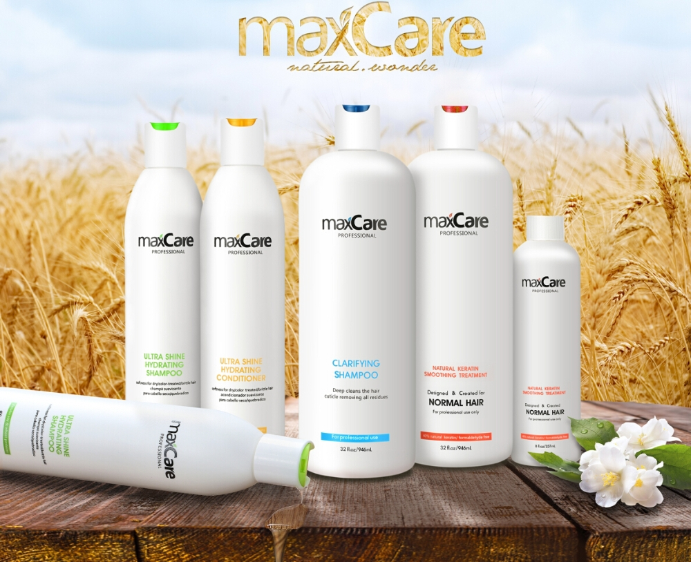 Maxcare Professionally Supply Hydrolyzed Keratin