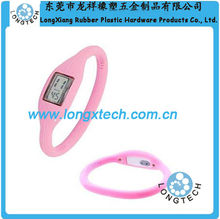 expedite silicon custom logo china watch