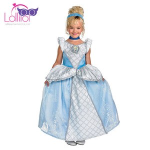 Wholesale fancy dress carnival princess Sofia costume princess costume dress for girls