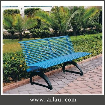 arlau bistro modern garden furnituresteel benches pricemetal plastic commercial chair - Garden Furniture Steel