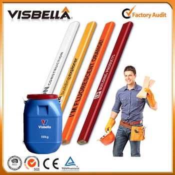 Visbella Fast Drying PVA White glue for Wood Pencil Leather Paper
