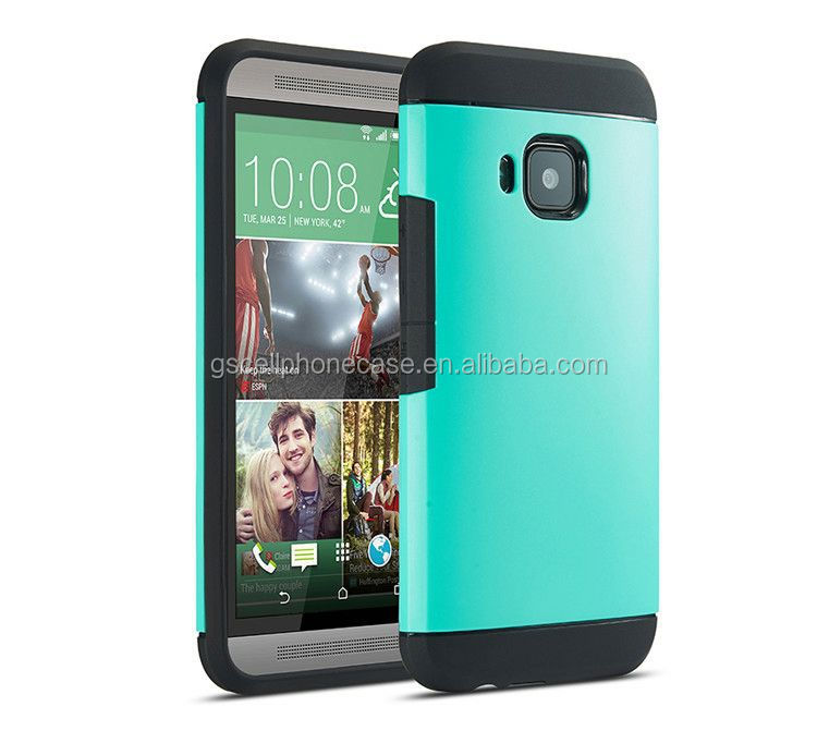 Impact protect Cover Case For Htc One M8
