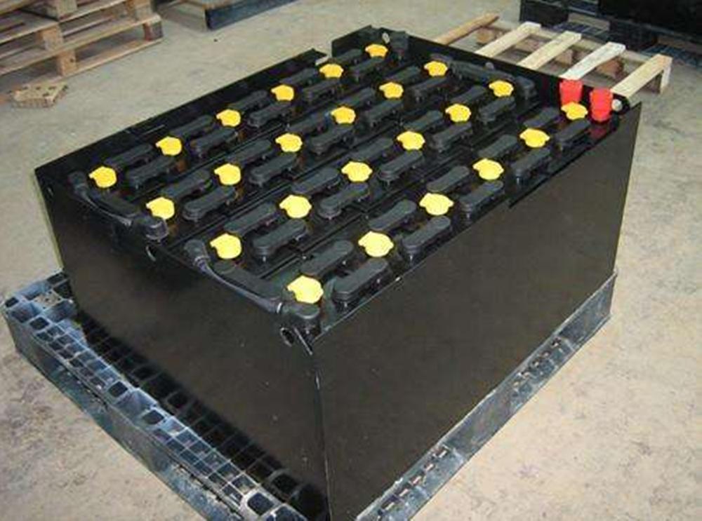 Factory Pricse Forklift Battery 48v 500ah Traction Battery ...