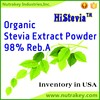 Hot Sale China Natural Organic Stevia Extract Powder RA98