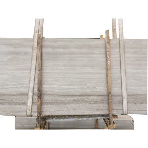 Samistone Slab Marble Natural Light Wood Grain Marble Slab Sizes