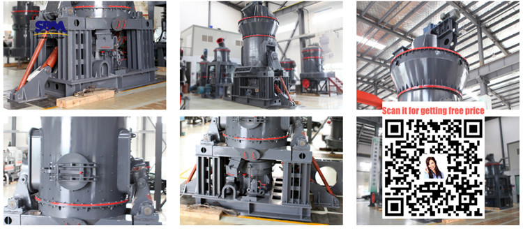 Low price LM limestone slag coal vertical roller mill in quarry industry
