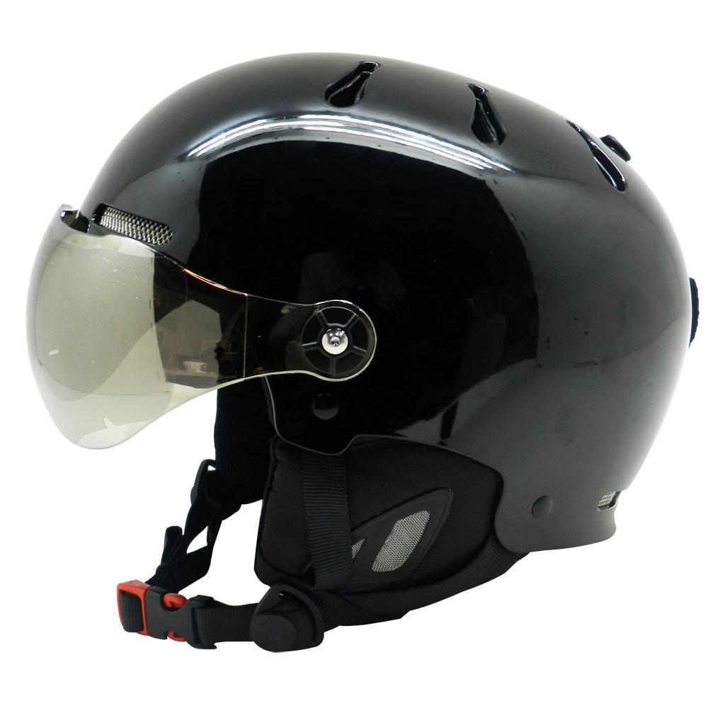 Helmet Skiing 3