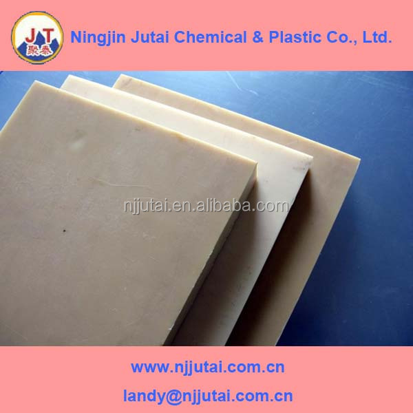 super high mechanical property easy to clean nylon plastic board