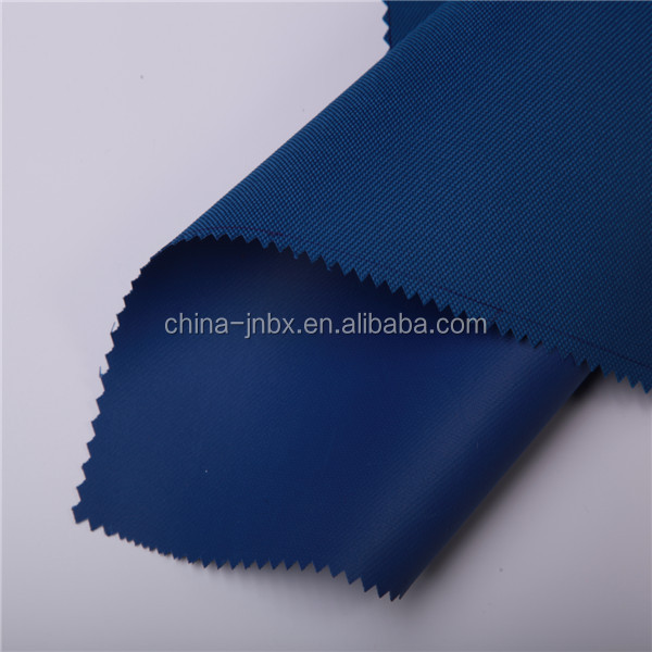 upholstery waterproof blue oxford fabric