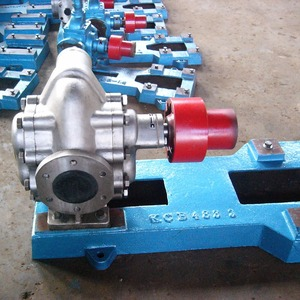 stainless steel lube oil plant oil transfer pump body