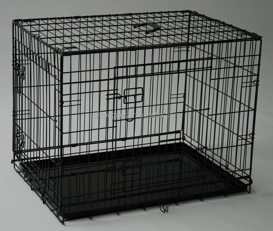 30 inch Factory direct sale portable metal dog crates