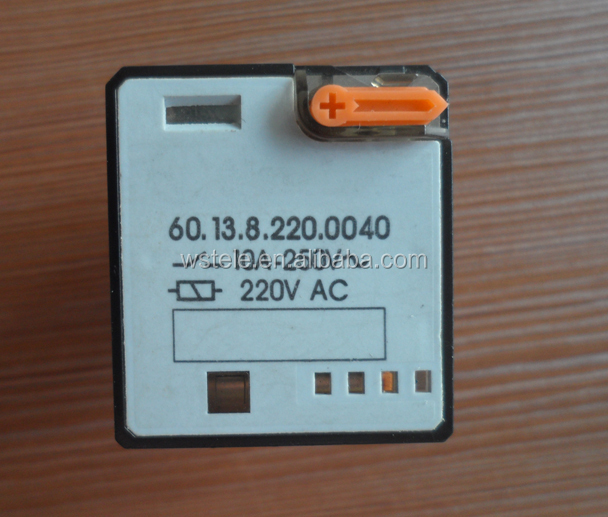 60.12,60.13,60.12-I mini electromagnetic relay