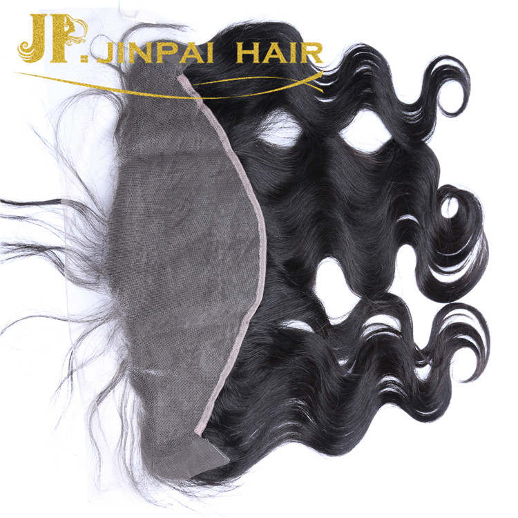 JP Hair New Fashional Soft Virgin Peruvian Frontal Lace Closures 13x6