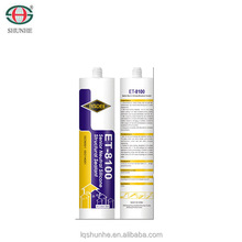 ET-8100 black silicone adhesive for glass curtain wall