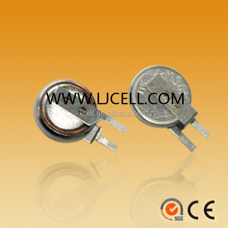 ML button cell 3v rechargeable ml412 ms412