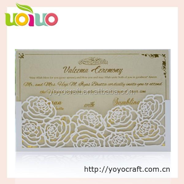 Kind 1 Jahr Alt Party Einladungen Design Laser Geschnitten Herz Elegante  Taufe Einladungskarte Romantische Hochzeit