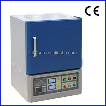 Lab Used Muffle Electric High Temperature Furnace For