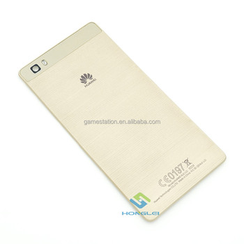 sports shoes 501b4 95d4b For Huawei P8 Lite Back Cover Housing Case Replacement Full Housing With  White Black And Gold - Buy Back Cover Housing,Back Housing For Huawei P8 ...
