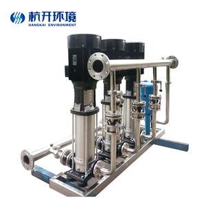 Hot Sale Big Capacity Water Pump Units for Hotel Water Supply
