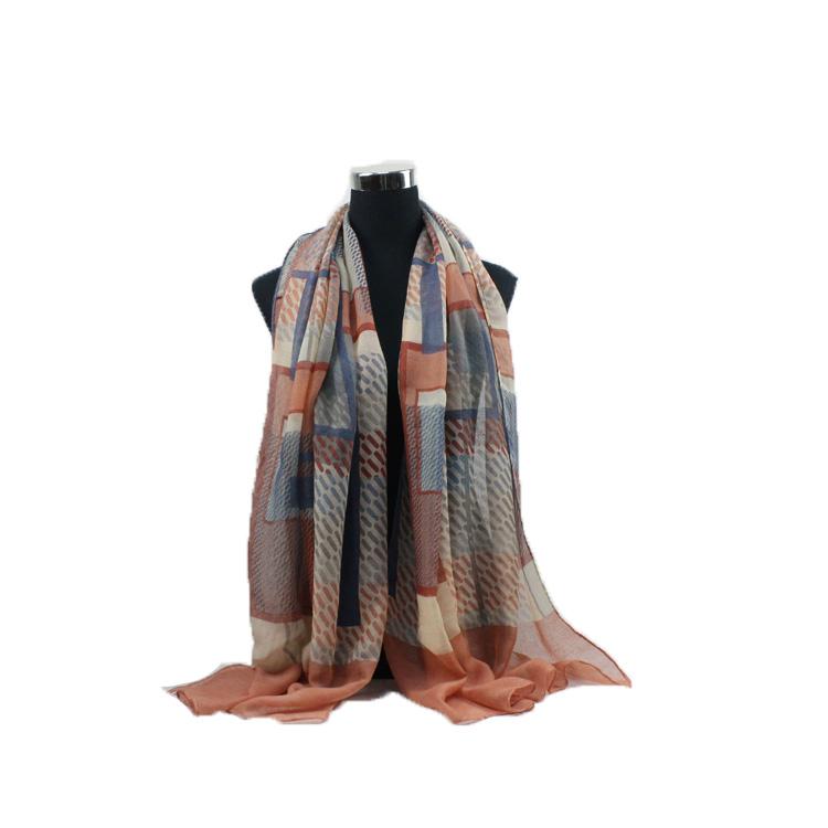 Venta al por mayor poliéster precio bufanda-Compre online los ...