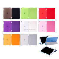 Case for iPad air for iPad 4 Ultra Thin Magnetic with Stand PU Leather Retina Smart Cover