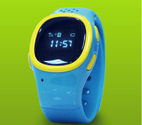manufacturer kids SOS gps tracking system kids cell phone smart watch