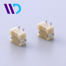 Manufacturers horizontal type harness contact 6 pin auto cable 2.0mm pitch LED connector