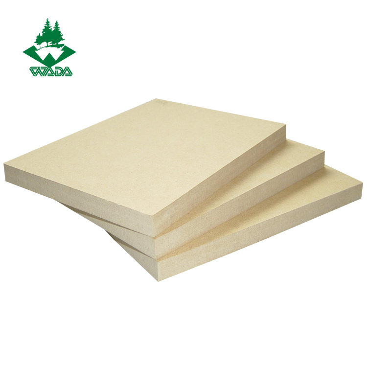 E1 18mm 1220*2440mm plain <strong>mdf</strong> board