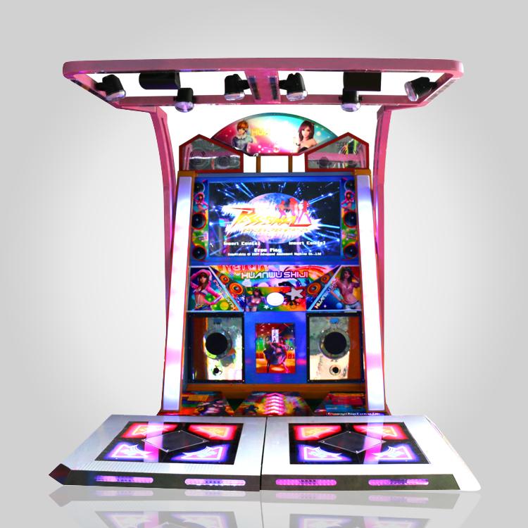 Hottest Motion Sensing Arcade Dancing Game Machine Indoor ...