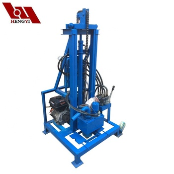 water well drilling machine motor/rent water well drilling machine/portable drilling rig for water well