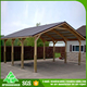 Cheap price prefab wooden carport/2 car wooden carport for sale