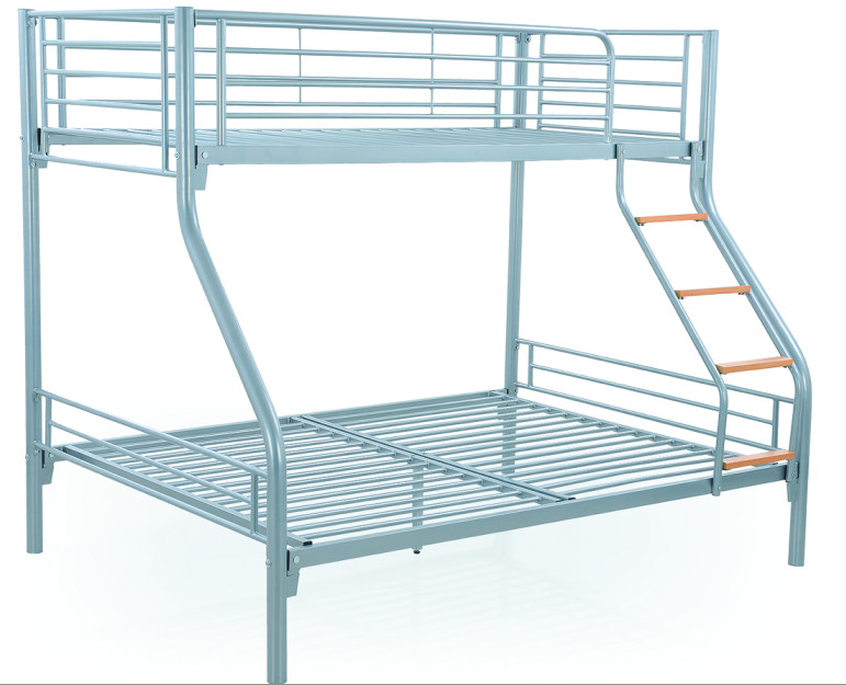 Triple Bunk Bed Plans Full Over Full Metal Bunk Beds