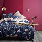 60S 300TC Digital Print King Size Bedding Set
