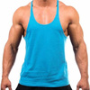 Men Fitness gym stringer vest singlet tank top
