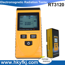 professional personal electromagnetic radiation survey meter test electric field radiation and magnetic field emission