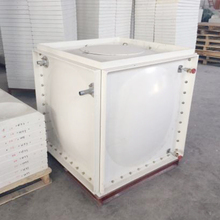 SMC sintex rectangular fiberglass water tank products