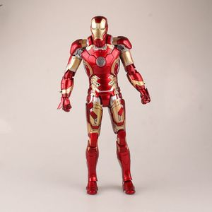 Red Color Marvel Avenge Iron Crazy Toy Man Toy Action Figures / PVC Funko Pop Toys