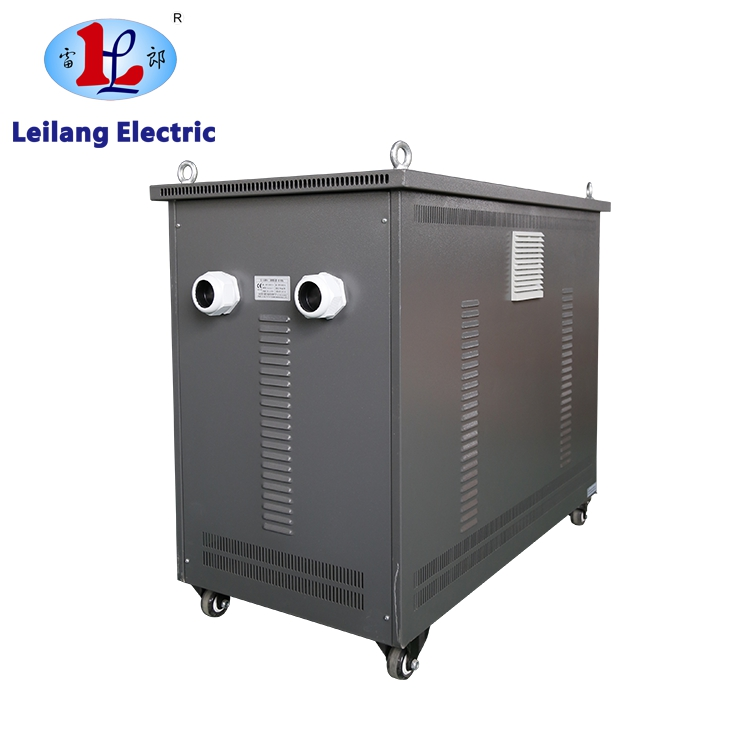 Power transformer with copper winding input voltage 220V output voltage 380V