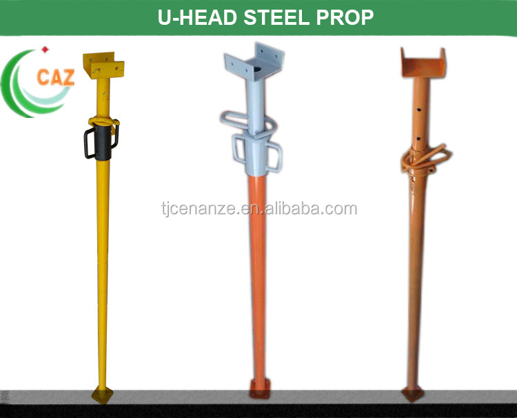 Shoring Posts Adjustable : Scaffolding shoring jack post buy