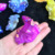wholesale aura colorful coated electroplate crystal cluster