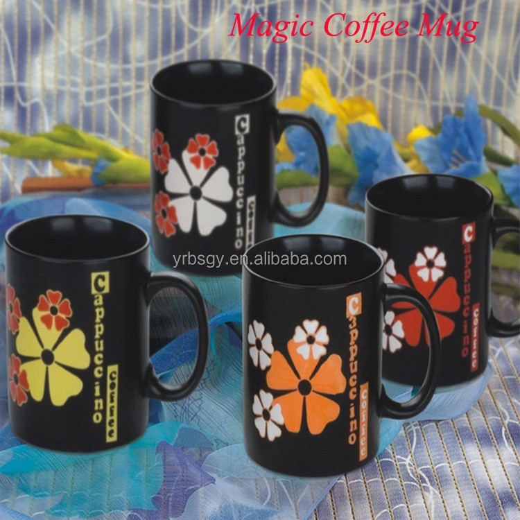 Hot Selling 12oz Stoneware Mug Solid Colour Coffee Mug