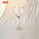 China large wholesale wine glass vases for wedding centerpieces