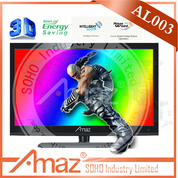 55 inch FHD 3D smart Android4.0.1 led TV with 3 HDMI 2USB 1sd card