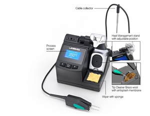 JBC soldering station CP-1E 3 in 1 Lead-Free Welder With Hot Air Gun resistance welding machines